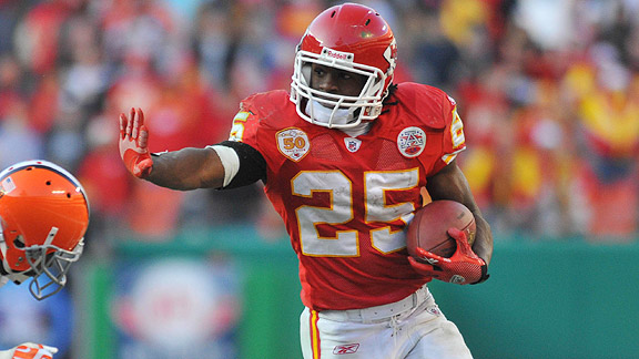 What's next for Jamaal Charles?