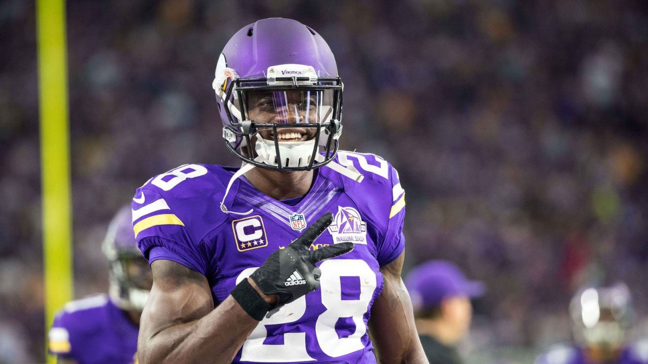 Adrian Peterson's Fantasy Outlook and his Potential Landing Spots