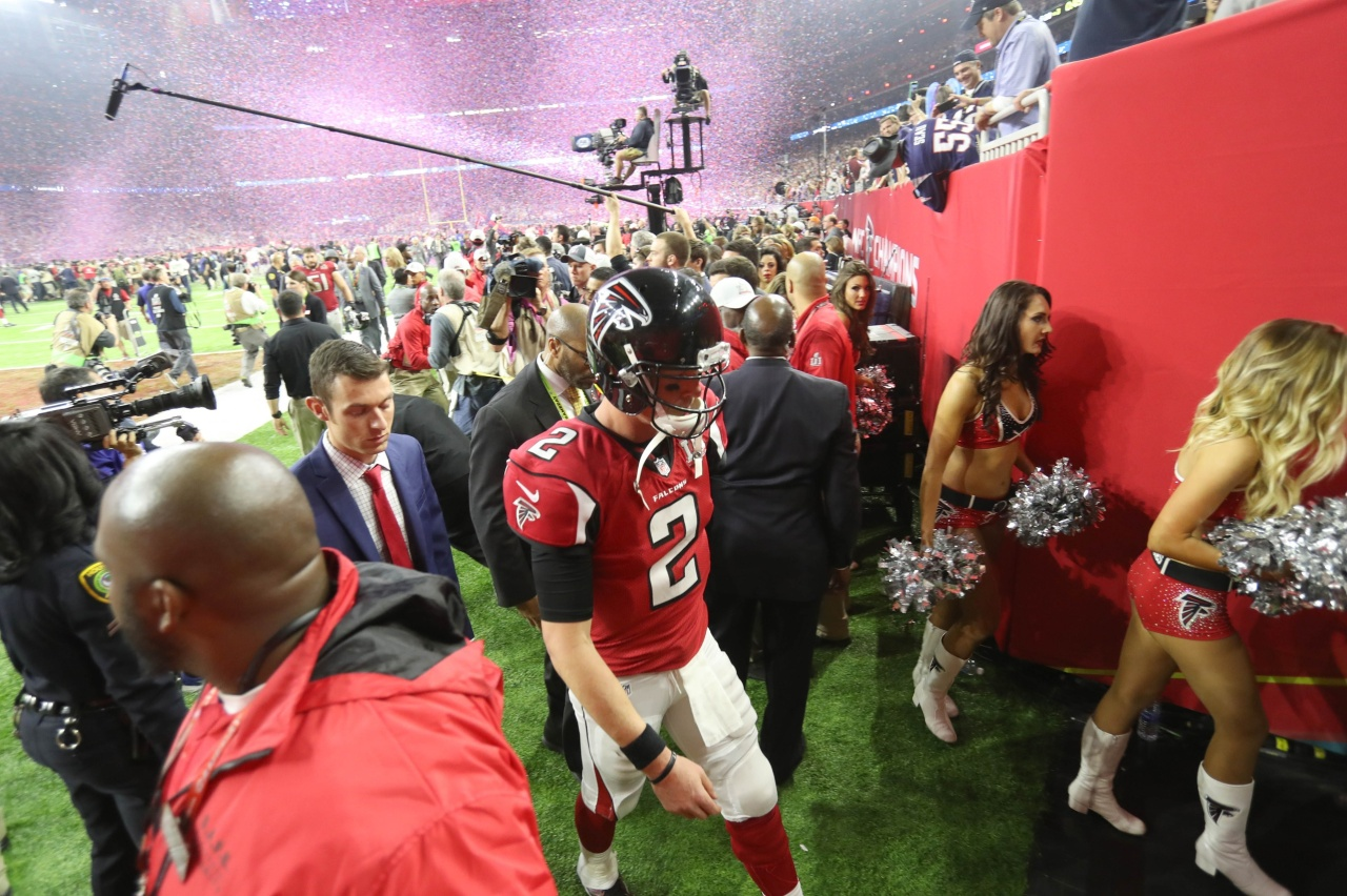 Moments of Heartbreak: Atlanta Falcons – Super Bowl LI