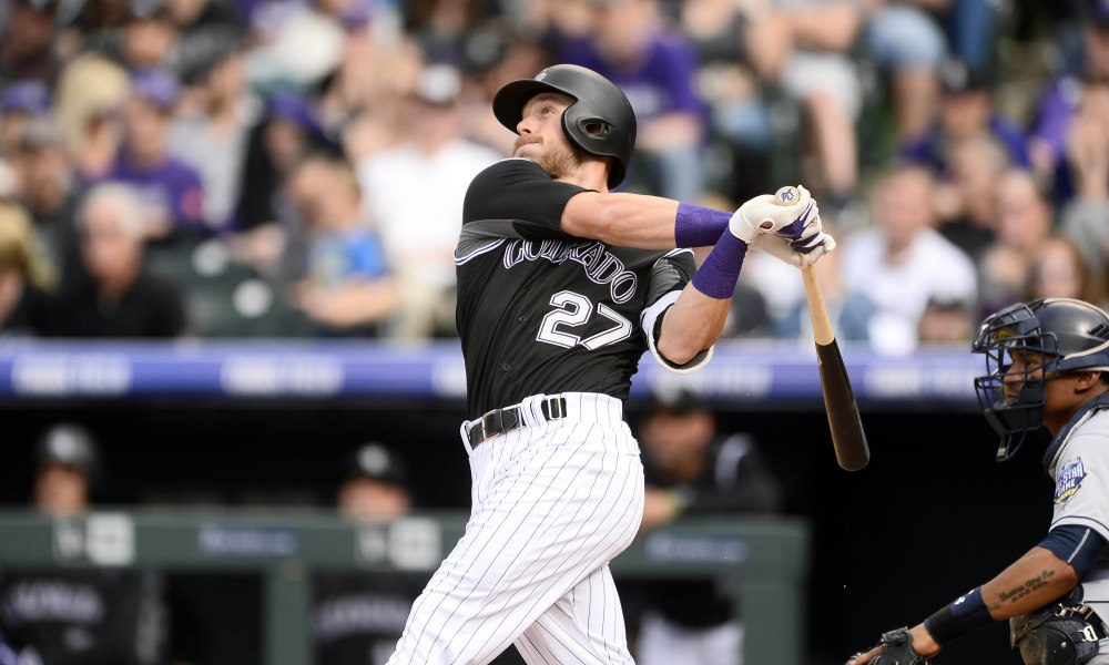 What Will The Rockies Do With Trevor Story?