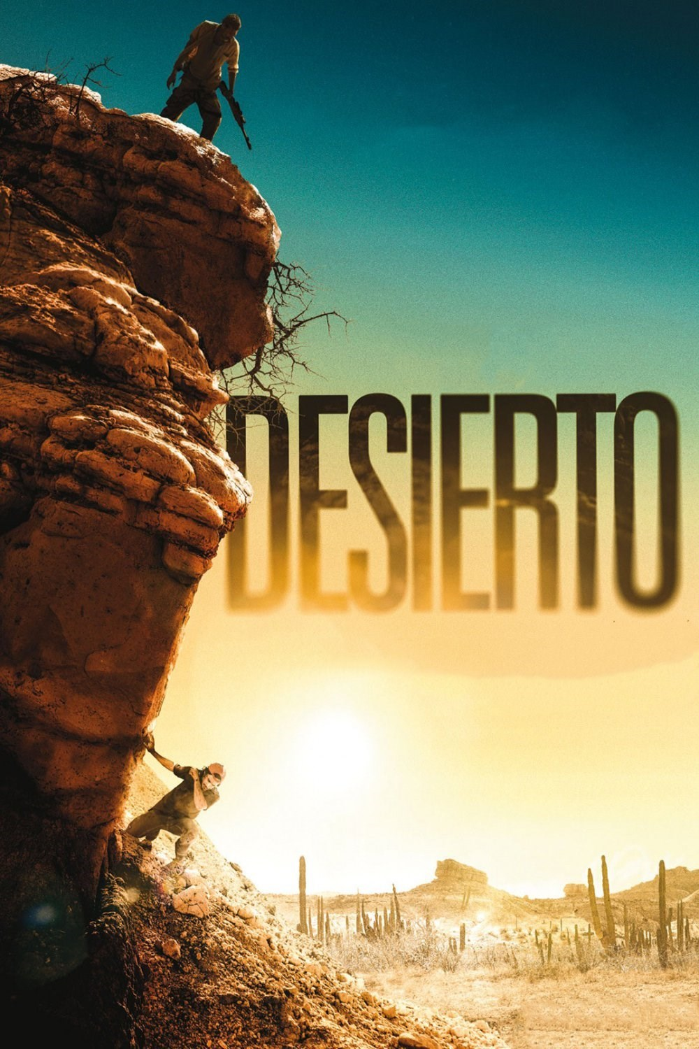 Desierto: Dry as the Desert