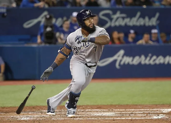 Who the Heck is Eric Thames?