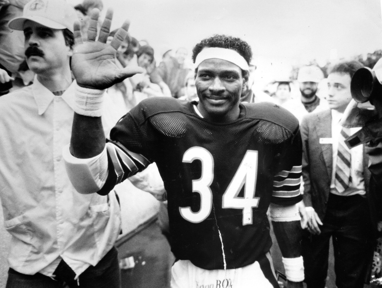 Moments of Heartbreak: Chicago Bears – The Death of Walter Payton