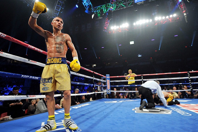 Vasyl Lomachenko: Boxing's Next Superstar