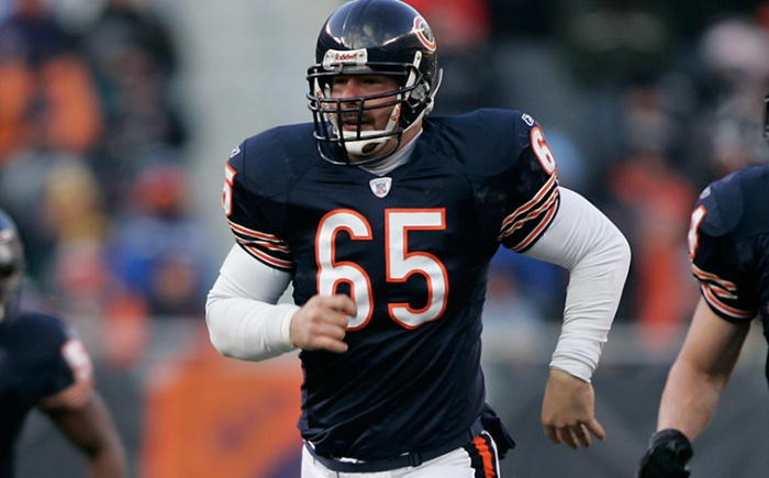 All time unsung heroes of the nfl chicago bears edition patrick patrick mannelly iron man long snapper voltagebd Images