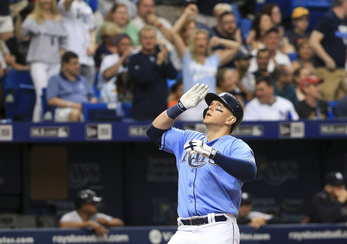 Is Logan Morrison Discovering Himself As A Hitter?