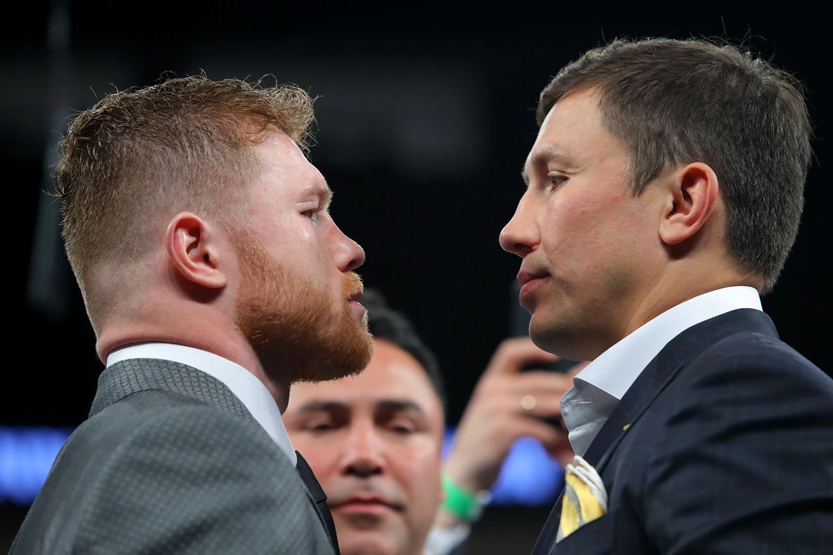Canelo And Triple G: The Fight We've Been Waiting For
