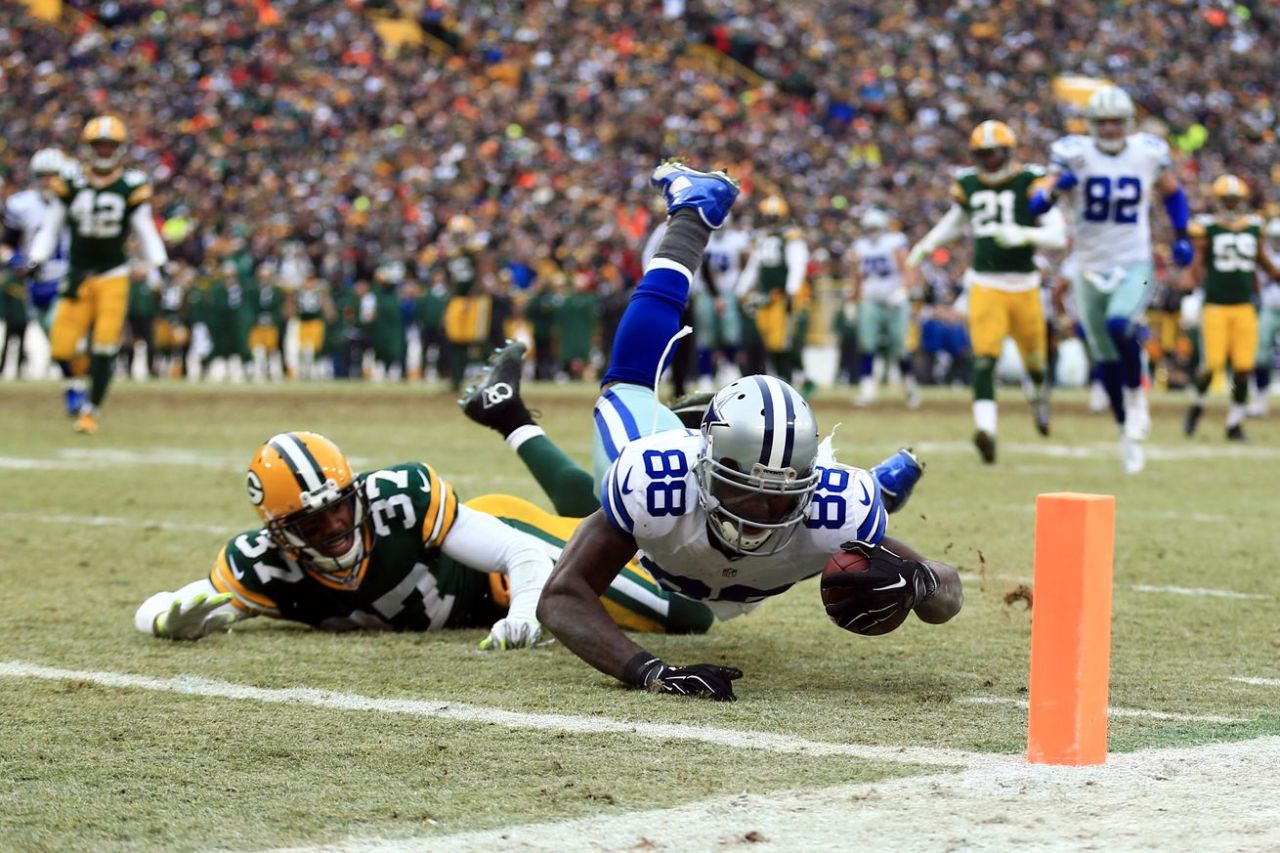 Moments of Heartbreak: Dallas Cowboys – Dez Bryant's Controversial Non-Catch