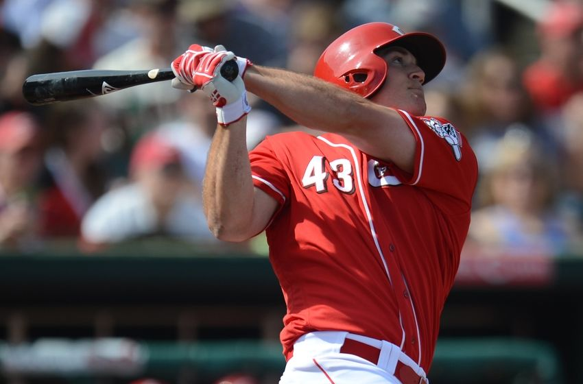 All Aboard The Hype Train: Scott Schebler